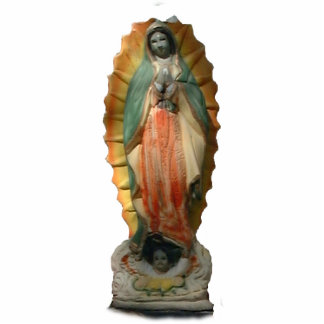Our Lady of Guadalupe Statuette