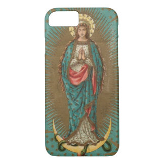 Our Lady of Guadalupe VIRGIN MARY iPhone 7 Case