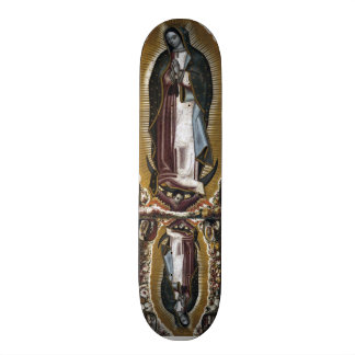 Our Lady of Guadalupe, Virgin of Guadalupe Skateboard Deck