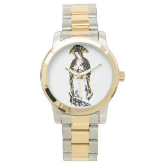Our Lady of Guadalupe watch