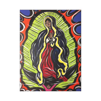 'Our Lady Of Guadalupe' Wrapped Canvas Print
