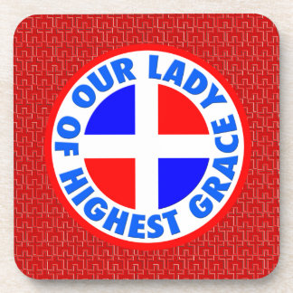 Our Lady of Highest Grace Beverage Coaster