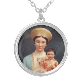 Our Lady of La Vang Necklace
