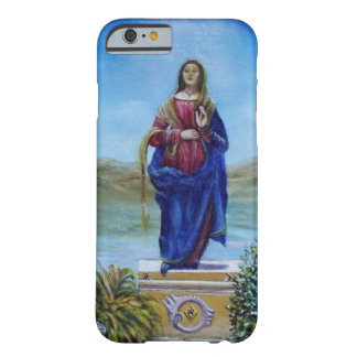 OUR LADY OF LIGHT BARELY THERE iPhone 6 CASE