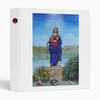 OUR LADY OF LIGHT BINDER