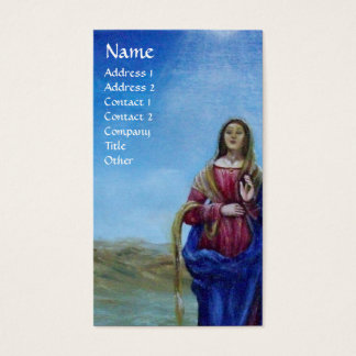 OUR LADY OF LIGHT BUSINESS CARD