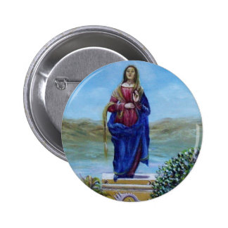 OUR LADY OF LIGHT BUTTON