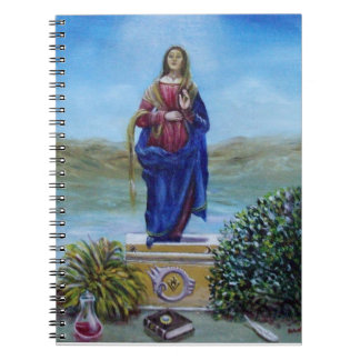 OUR LADY OF LIGHT NOTEBOOK