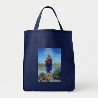 OUR LADY OF LIGHT TOTE BAG
