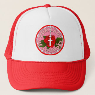Our Lady of Lourdes Trucker Hat