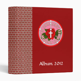 Our Lady of Mount Carmel 3 Ring Binder