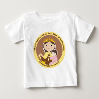 Our Lady of Mount Carmel Baby T-Shirt