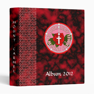 Our Lady of Mount Carmel Binder