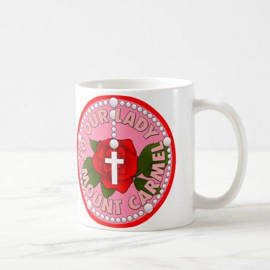 Our Lady of Mount Carmel Coffee Mug