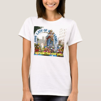 Our Lady of Mount Carmel, EAST HARLEM, NEW YORK T-Shirt