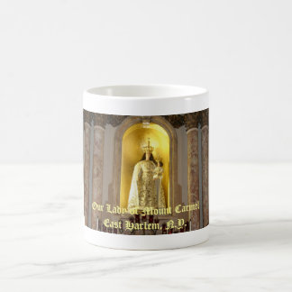 Our Lady of Mount Carmel in East Harlem, ... Coffee Mug