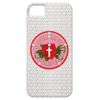 Our Lady of Mount Carmel iPhone SE/5/5s Case
