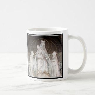 Our Lady of Mount Carmel Statue Coffee Mug