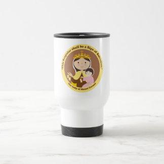 Our Lady of Mount Carmel Travel Mug