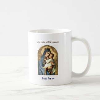 OUR LADY OF MT CARMEL CUP