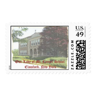 Our Lady of Mt. Carmel Postage