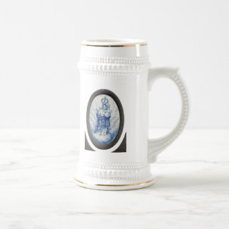Our Lady of Peace Beer Stein