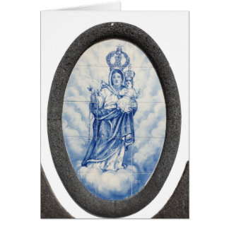 Our Lady of Peace Card