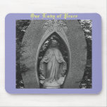 Our Lady Of Peace Mousepads