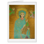 Our Lady of Perpetual Help Cards