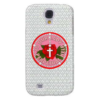 Our Lady of Perpetual Help Samsung Galaxy S4 Covers