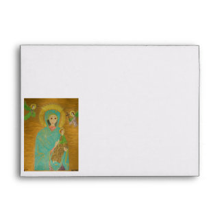 Our Lady of Perpetual Help Envelope