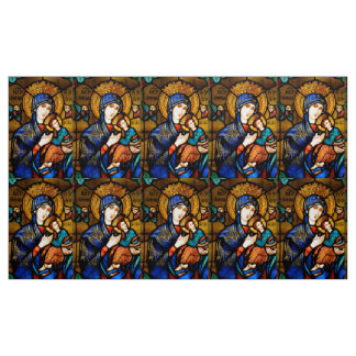 Our Lady Of Perpetual Help Fabric