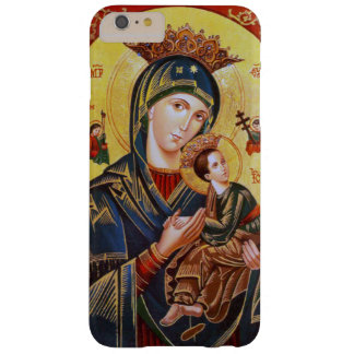 OUR LADY OF PERPETUAL HELP ICON BARELY THERE iPhone 6 PLUS CASE