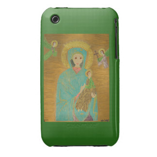 Our Lady of Perpetual Help iPhone 3 Cover