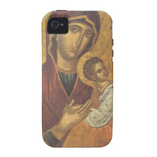 Our Lady of Perpetual Help iPhone 4 Covers