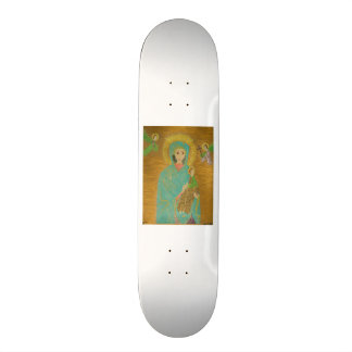 Our Lady of Perpetual Help Skateboard Deck