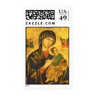 Our Lady of Perpetual Help Stamp
