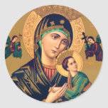 Our Lady of Perpetual Help Stickers