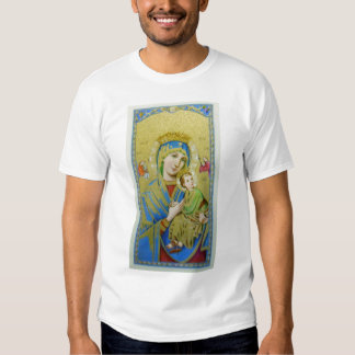 Our Lady of Perpetual Help Tee Shirts