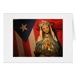 Our Lady of Providence Card