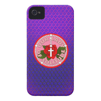 Our Lady of Solitude Case-Mate iPhone 4 Case