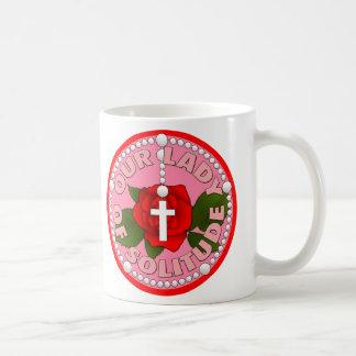 Our Lady of Solitude Coffee Mug