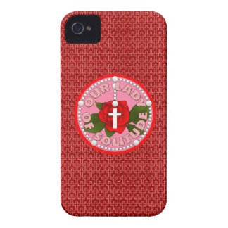 Our Lady of Solitude iPhone 4 Cover