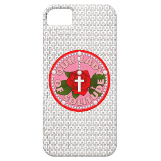 Our Lady of Solitude iPhone SE/5/5s Case