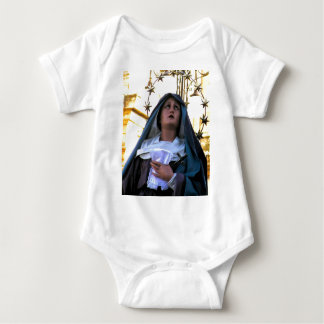 Our Lady of Sorrows Baby Bodysuit