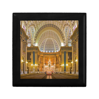 Our Lady of Sorrows Basilica National Shrine Trinket Boxes