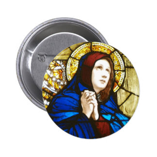 Our Lady of Sorrows Button
