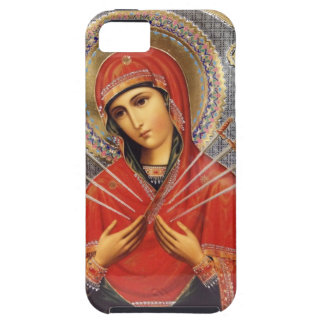 Our Lady of Sorrows iPhone SE/5/5s Case