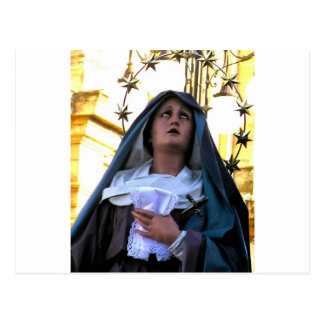 Our Lady of Sorrows Postcard
