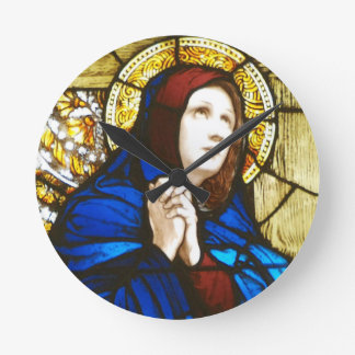 Our Lady of Sorrows Round Clock